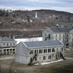 Vandalism strikes Maine historic site