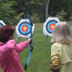 Workshop brings women closer to outdoors