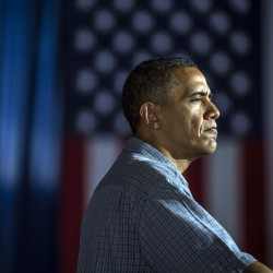 Obama prevails in bellwether Calais voting