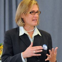 Cynthia Dill not afraid to speak her mind in US Senate race