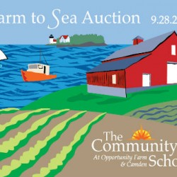 The Farm to Sea Auction is this Friday night in Portland