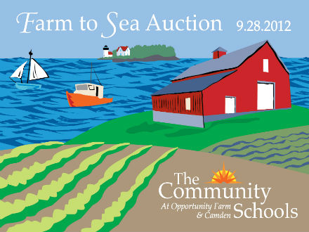 Farm to Sea Auction this Friday night in Portland