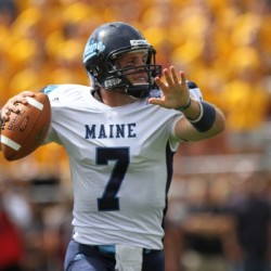Mount Carmel, Pa., quarterbacks to reunite at UMaine-Boston College game