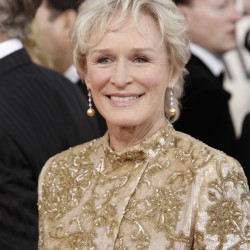 Actress Glenn Close, husband honored at Portland gala