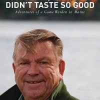 Retired warden's first book offers spicy Maine woods tales