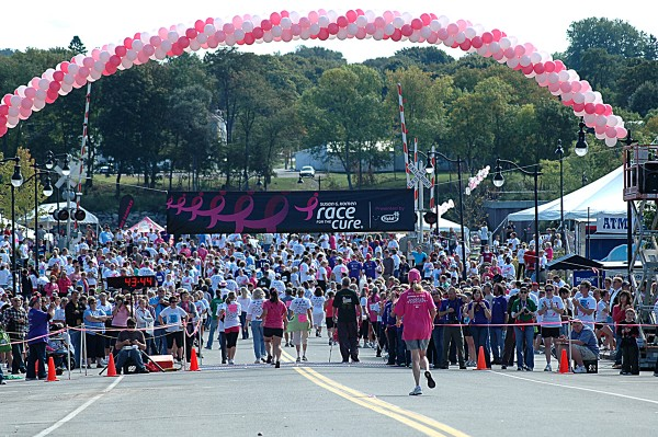 2011 Komen Maine Race for the Cure - Bangor
