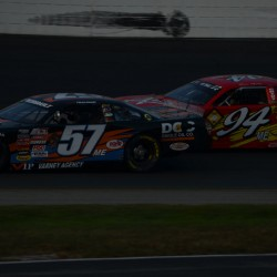Fort Kent's Theriault leads 10 Maine drivers in ACT qualifying at New Hampshire