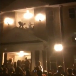 One person arrested in connection with Chickenfest; police break up large parties at The Grove apartments in Orono
