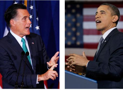 Mitt Romney and Barack Obama now offer caricature versions of their positions.