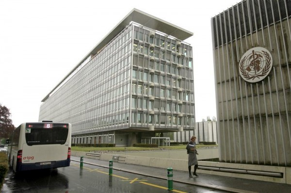The World Health Organisation headquarters are pictured in Geneva April 27, 2009.