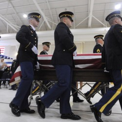 Remains of Glenburn soldier who died in Kuwait returned to Maine