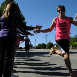 More than 4,000 Mainers race in Bangor to raise money for cancer research