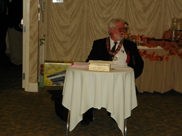Grand Master Jerry Farnham
