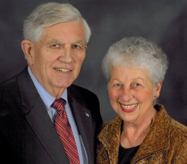 Nelson and Carla Durgin of Bangor will be honored with the Katahdin Area Council Boy Scouts of America Distinguished Citizen Award at a dinner on Wednesday, Oct. 24, at the Bangor Civic Center.