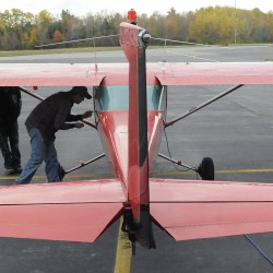Maine aviation startup markets recording device for small airports