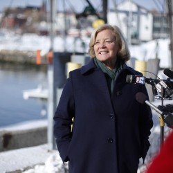 Pingree expands fundraising lead, launches TV ads