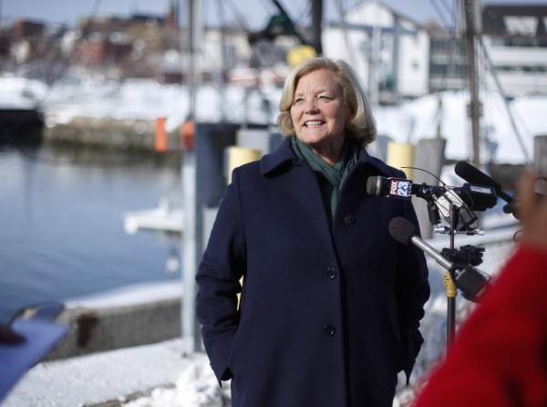 U.S. Rep. Chellie Pingree in March.