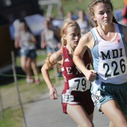Ellsworth boys, MDI girls win crowns; Orono sweeps at PVC cross country championships