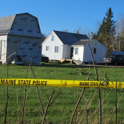 Police kill man suspected of slaying father, uncle in Lamoine