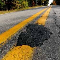 BDN readers eye repair of Route 69 in Hampden