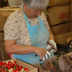 USDA honors Washington County's Whitney for wreath business venture