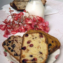 Wild berries take the cake in recipe for gingerbread