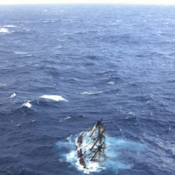 First mate says HMS Bounty captain didn't want to abandon the ship