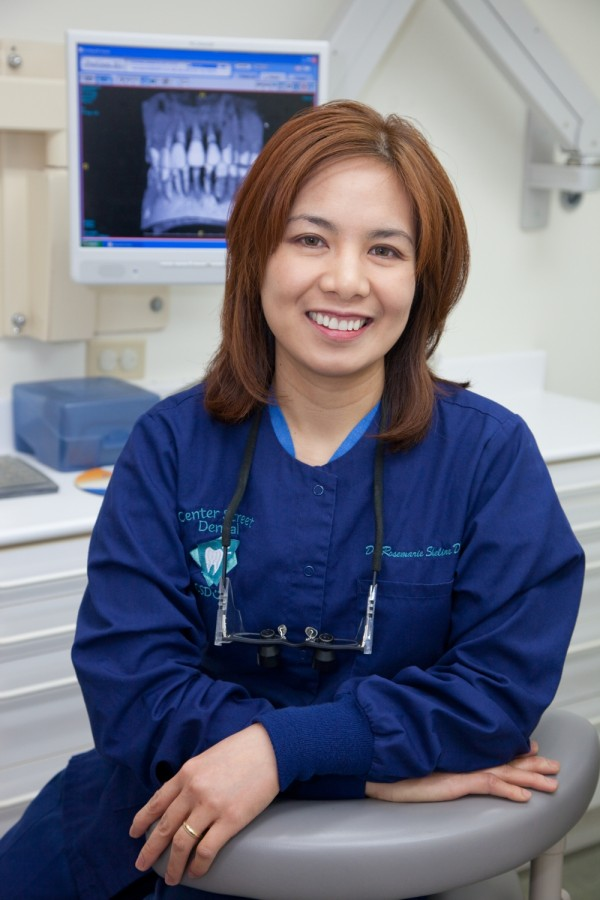 Dr. Rosemarie Sheline of Center Street Dental in Auburn