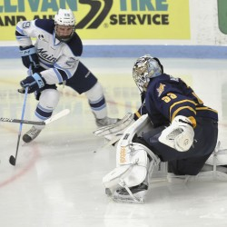 UMaine's Whitehead: communication is one of the keys in weekend series