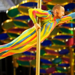 Cirque Du Soleil performances to increase Bangor traffic