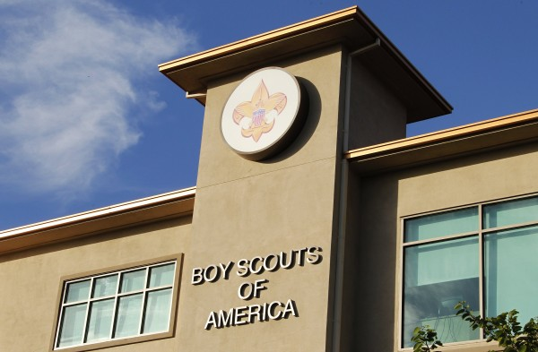 The Cushman Watt Scout Center, headquarters of the Boy Scouts of America for the Los Angeles Area Council, is pictured in Los Angeles, Calif. on Oct. 18, 2012. The Boy Scouts of America, acting on a court order, released on Thursday thousands of files that detail allegations and admissions of child sex abuse within the organization between 1965 and 1985.