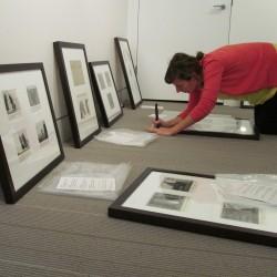 Art teacher exhibits at Bangor Public Library
