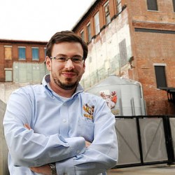 Lewiston brewer named one of Forbes Magazine's '30 under 30'