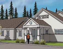 Voters to decide on $690,000 town office renovation and expansion project