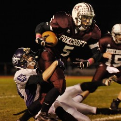 Foxcroft at Stearns showdown highlights Friday night football schedule
