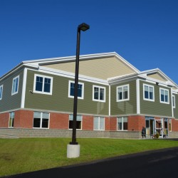 LePage says new Waterville shelter will help the homeless get back on their feet