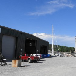 Front Street Shipyard poised to buy Belfast Boatyard