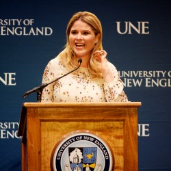 Former first daughter, first granddaughter Jenna Bush Hager to give lecture on compassion in Biddeford