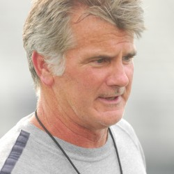 UMaine football coach Cosgrove won't discuss contract until end of 2012 season