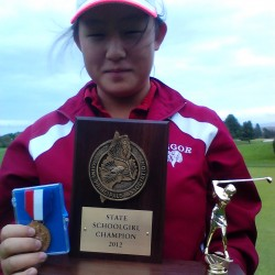 Eastern Maine seeks to break West hold on high school golf team titles on Saturday