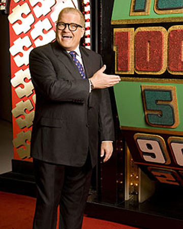 Drew Carey, The Price Is Right host.