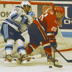 Cornell's versatility an asset for Maine hockey