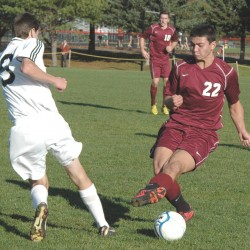 New-look Bangor soccer team edges Brunswick on Szewczyk's last-second goal