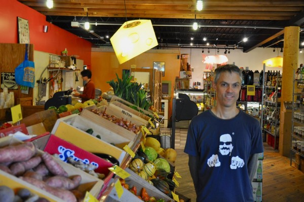 Joe Appel at Rosemont Market said the neighborhood grocery signed up with Birthday Coups to thank loyal customers rather than feed the coupon frenzy started by Groupon.