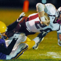 Bucksport football team succeeds with defense
