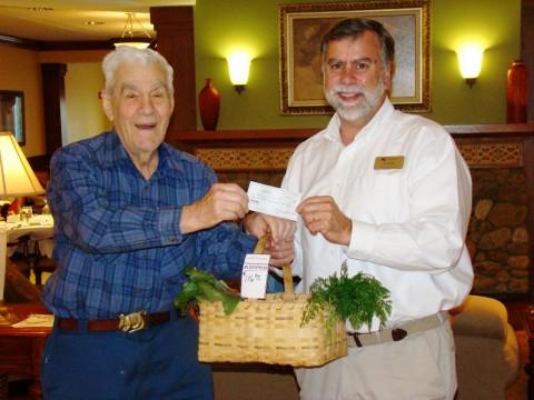 Bartlett donation to Alzheimers