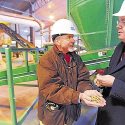 Texas city officials call potential Millinocket pellet mill producer 'an asset'