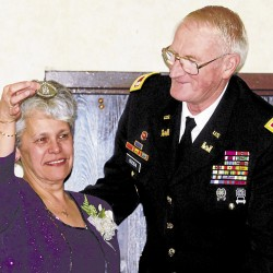 VFW Ladies Auxiliary welcomes national president