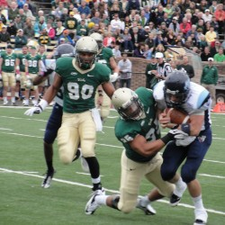 No. 14 UMaine football team hopes to continue surge against William & Mary