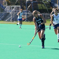 UMaine field hockey team drops its first two games to MSU, BC